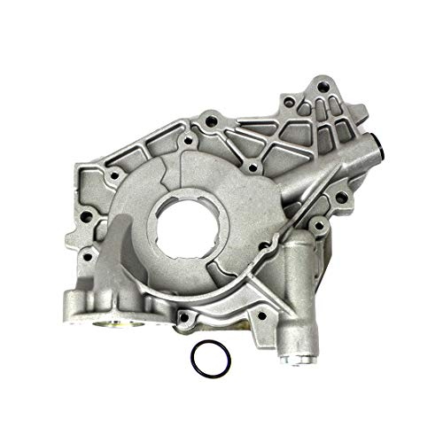 DNJ OP411 Oil Pump for 1995-2011 / Ford, Mazda, Mercury / 6, Contour, Cougar, Escape, Five Hundred, Freestyle, Montego, MPV, Mystique, Sable, Taurus, Tribute / 2.5L, 3.0L / DOHC / V6 / 24V
