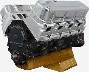 Blueprint Engines BP4962CT BB-Chevy 496ci Stroker Base Engine