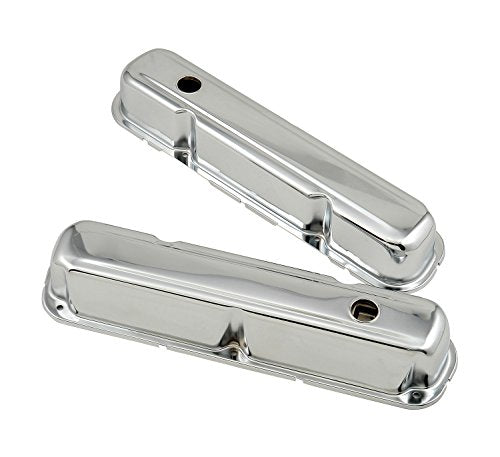 Mr. Gasket 9806 Chrome Plated Valve Cover