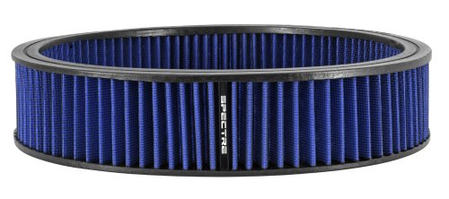 Spectre Engine Air Filter: High Performance, Premium, Washable, Replacement Filter: Fits Select 1965-1985 BUICK/CADILLAC/OLDSMOBILE/PONTIAC Vehicles (See Description for Fitment Information) SPE-48026