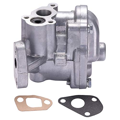 ECCPP M128 Engine Oil Pump Fit for 1991-2010 Ford Explorer, 2005-2010 Ford Mustang, 2000-2011 Ford Ranger, 1994-2009 Mazda B4000, 1998-2010 Mercury Mountaineer