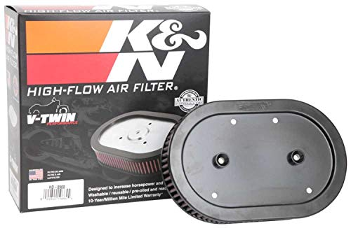 K&N HD-0900 High Performance Replacement Air Filter