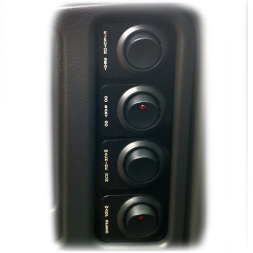 Nitrous Express (15772) Custom Switch Panel for GM Truck