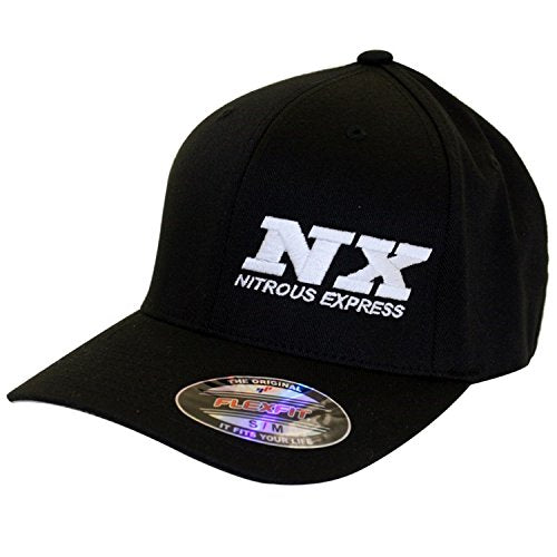 Nitrous Express 16593 NX Flexfit Cap Size Large to XL NX Flexfit Cap