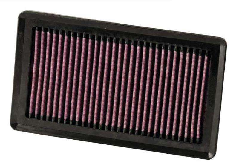 K&N 07 Nissan Versa 1.8L-L4 Drop In Air Filter