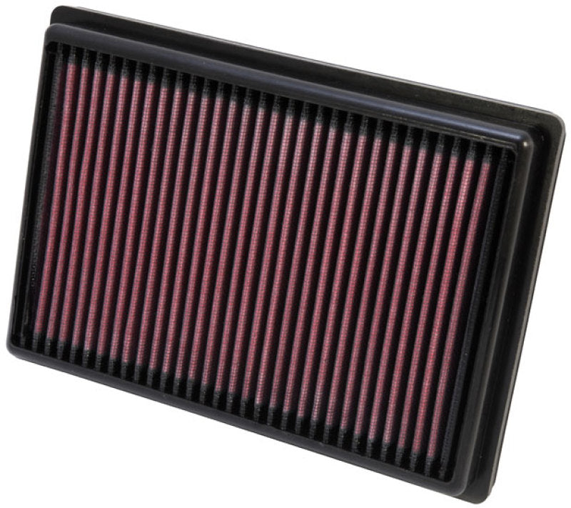 K&N 11-13 Chevrolet Aveo 1.2L/1.3L/1.4L/1.6L / 12-13 Sonic 1.4L/1.8L Replacement Air Filter