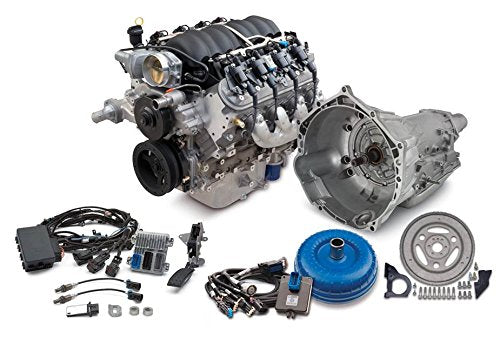 CHEVROLET OEM GM Performance LS3 430HP Connect & Cruise Package Engine TRANSMISSION 19301326