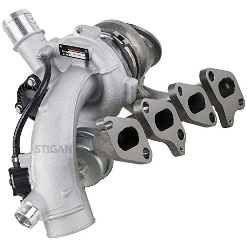 New Stigan Turbo Turbocharger For Chevy Cruze Chevrolet Sonic Trax & Buick Encore 1.4T - Stigan 847-1446 New