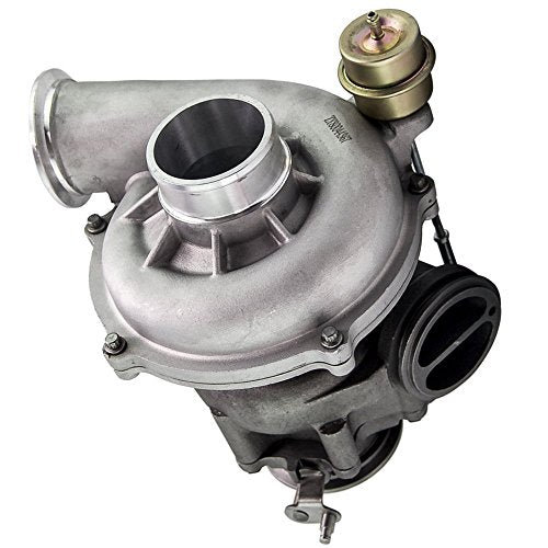 Tuningworld GTP38 GTP38R Upgrade Turbo Charger for Ford 7.3L Powerstroke Excursion F Series F-250 F-350 F-450 F-550 Diesel Super Duty Turbocharger