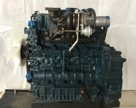 GOWE complete engine assy For kubota diesel engine V2607 V2607-T complete engine assy