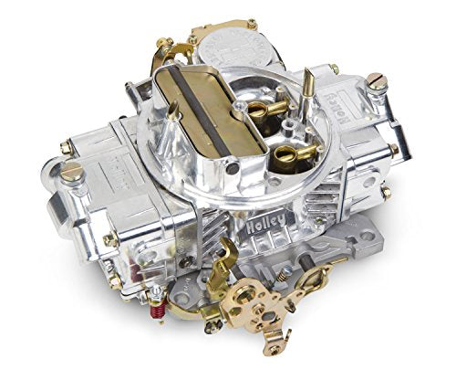 Holley 0-3310SA Polished Aluminum Street/Strip Carburetor