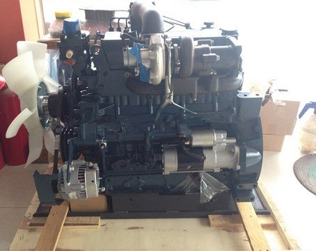 GOWE complete engine assembly For kubota diesel engine V3800 DI complete engine assembly