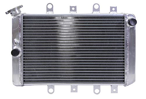 New High Performance Radiator for Yamaha 09-14 Grizzly 550 700, 1HP-E2460-00-00