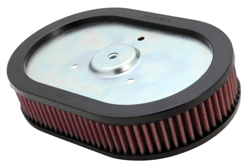 K&N 10-12 Harley Davidson FLHXSE/FLSTSE / 11-12 FLHTCUSE / 11 FLTRUSE Replacement Air Filter