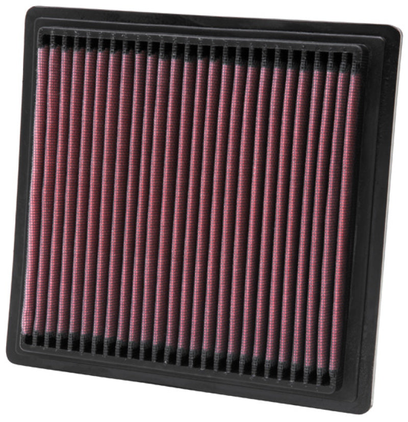K&N 95-01 Honda Civic 1.5L/1.6L / 95-02 Honda CR-V 2.0L Drop In Air Filter