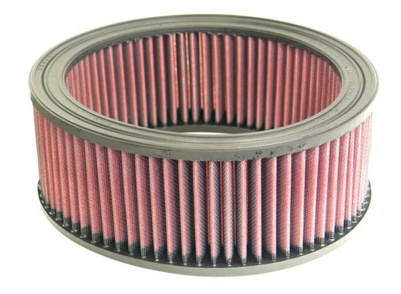 K&N Custom Round Air Filter 7in ID X 9in OD x 3.5in H