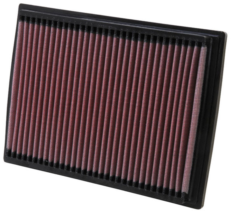 K&N 00-09 Hyundai Coupe/Elantra/Tiburon/Tuscon / 05-10 Kia Drop In Air Filter