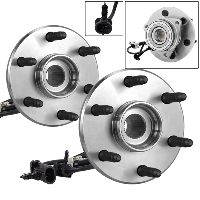 SPY xTune Wheel Bearings