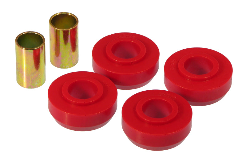 Prothane 62-67 Chevy Nova Front Strud Rod Bushings - Red