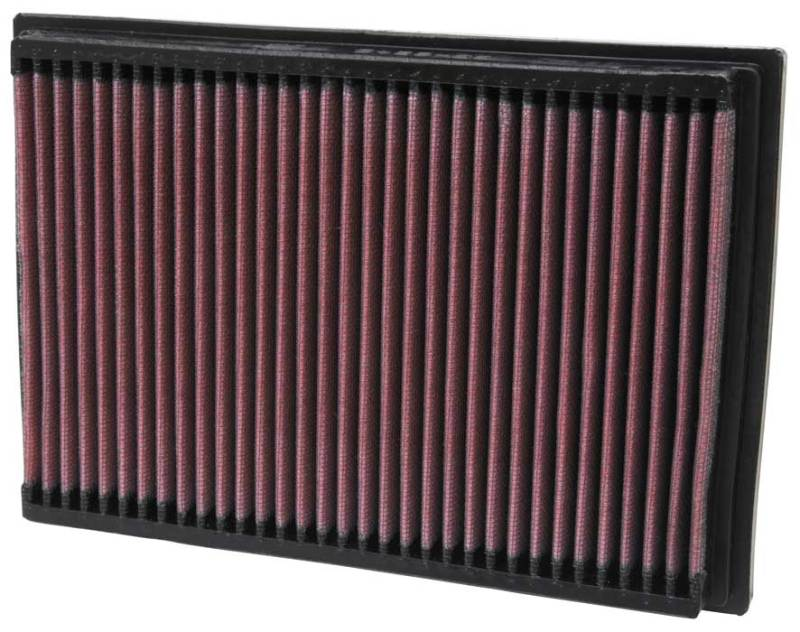 K&N Replacement Air Filter - Panel 00-07 Peugeot 307