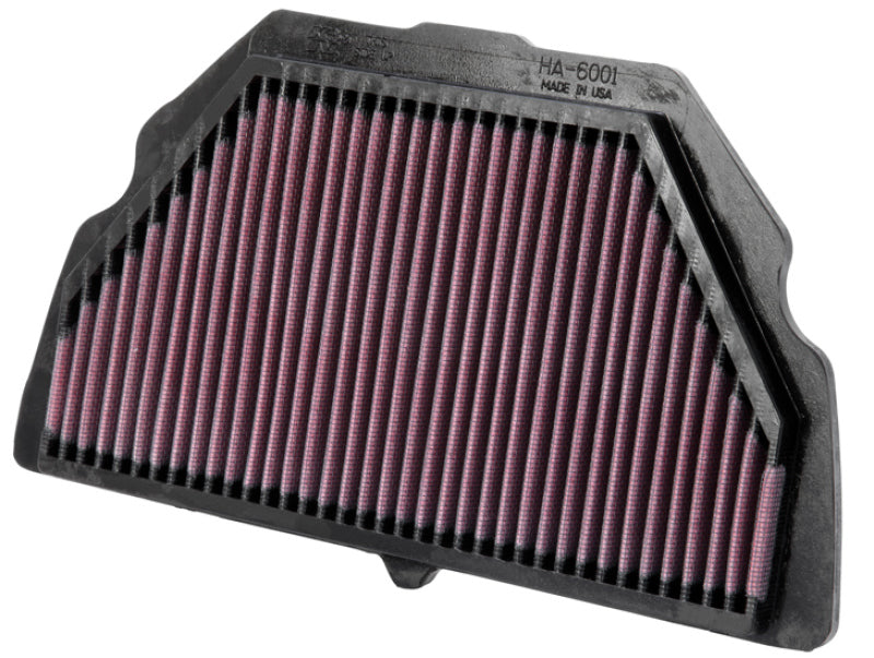 K&N 01-06 Honda CBR600F 600/CRB600F 4I Replacement Air Filter