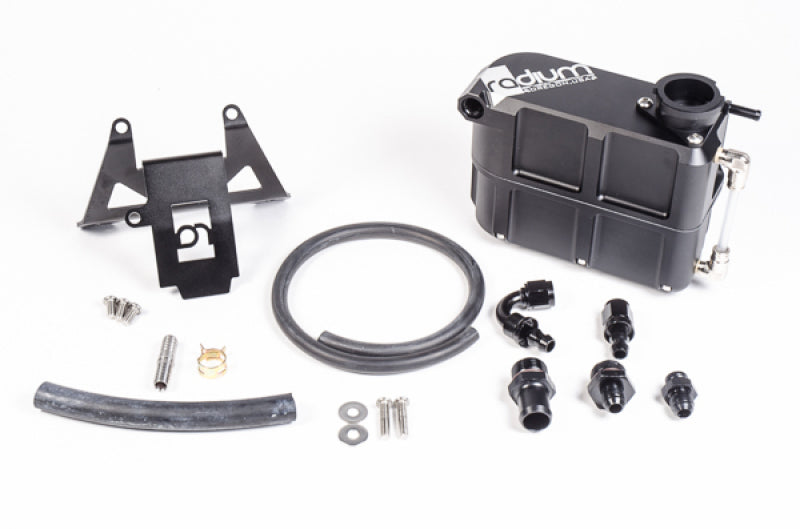 Radium Engineering 2015+ Ford Mustang GT / Boss 302 / V6 Coolant Tank Kit