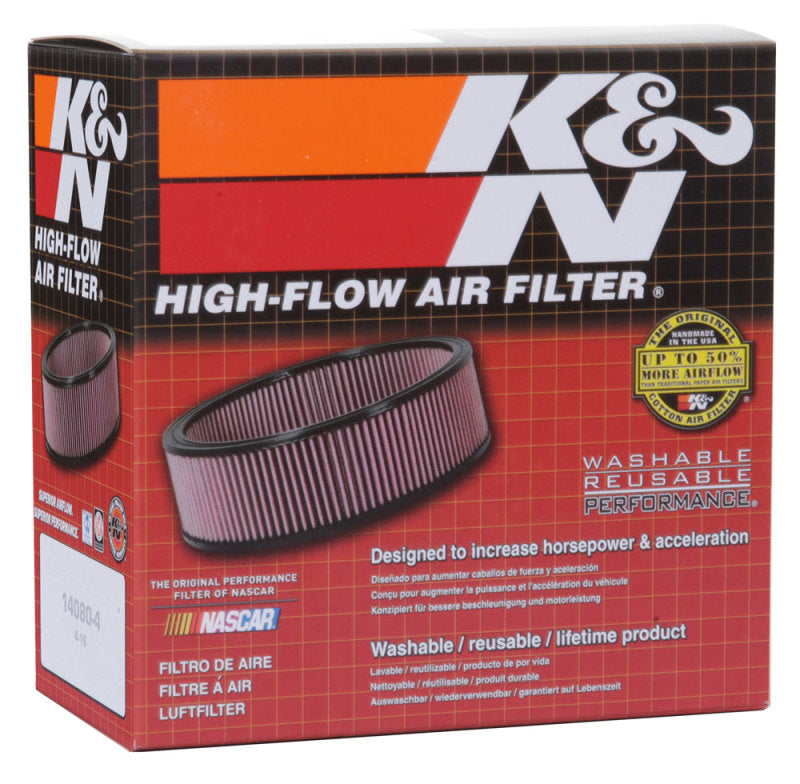 K&N 01-05 Yamaha XP500 T-Max Replacement Drop In Air Filter