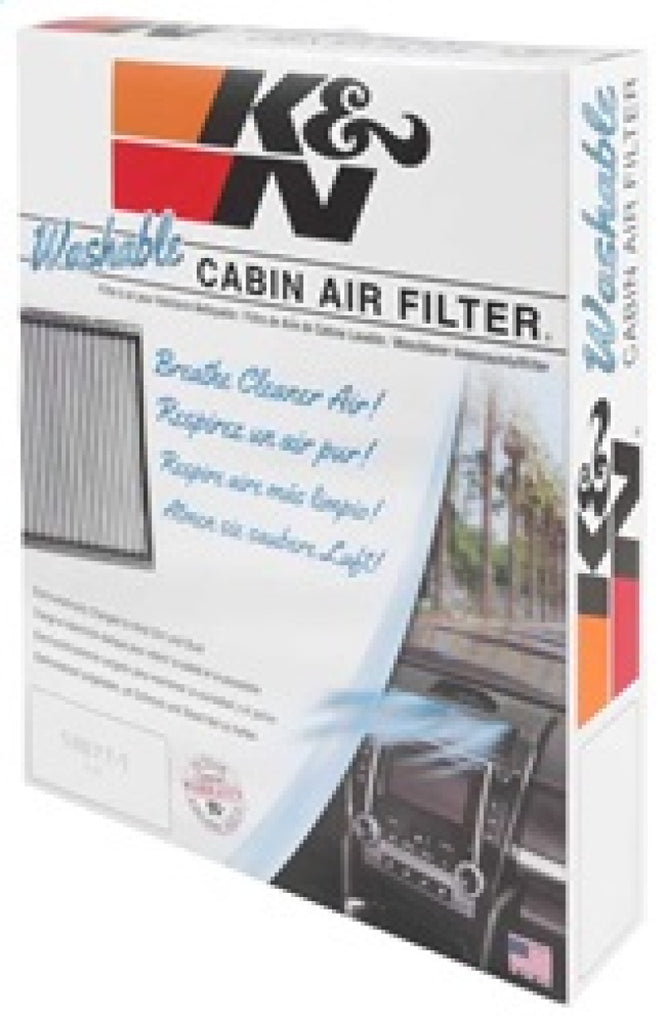 K&N 09-18 Subaru Forester 2.5L H4 F/I Cabin Air Filter