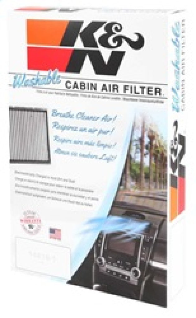 K&N 12-15 Tesla S Electric Cabin Air Filter