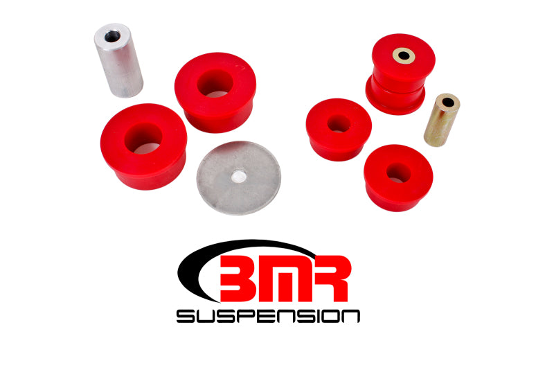 BMR 16-17 6th Gen Camaro Differential Bushing Kit (Polyurethane) - Red