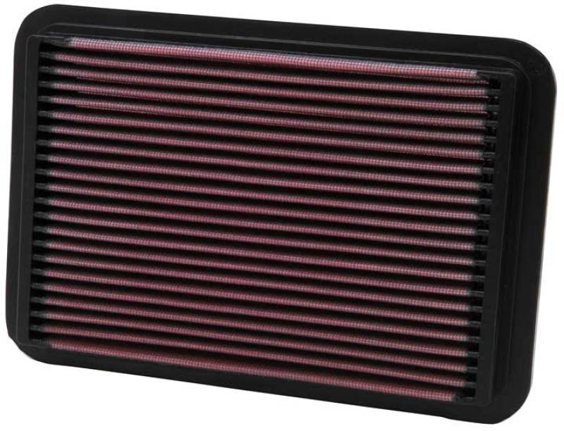 K&N 89-95 Toyota PickUp 2.4L / 95-04 Tacoma 2.4/2.7L Drop In Air Filter