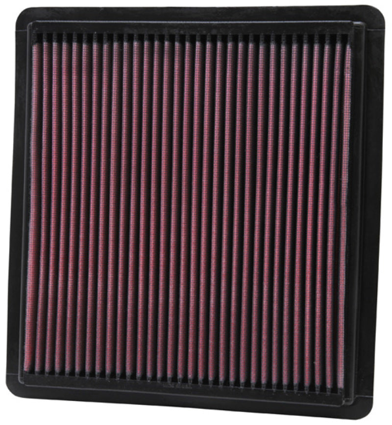 K&N 05-10 Ford Mustang 4.0L / 05-09 Mustang GT 4.6L Drop In Air Filter