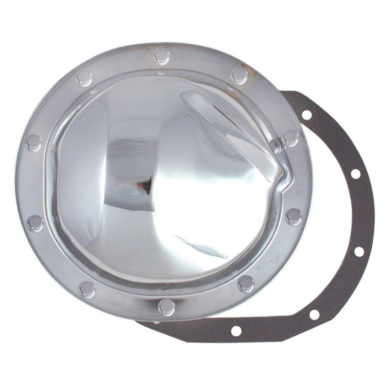 Spectre GM 10-Bolt Differential Cover - Chrome
