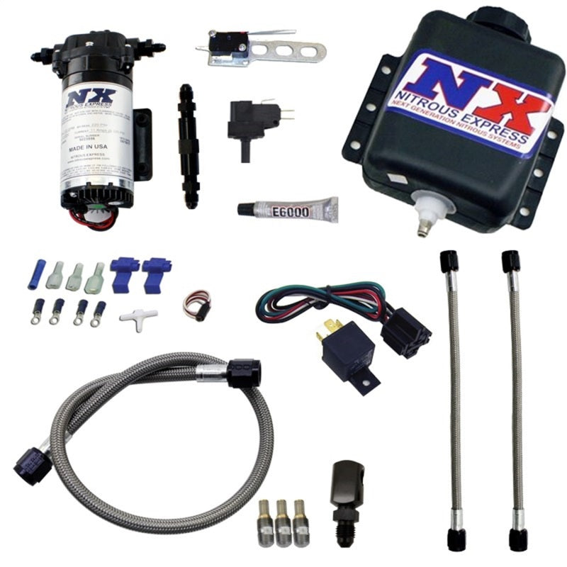 Nitrous Express Water Injection Gas Stage I Boost