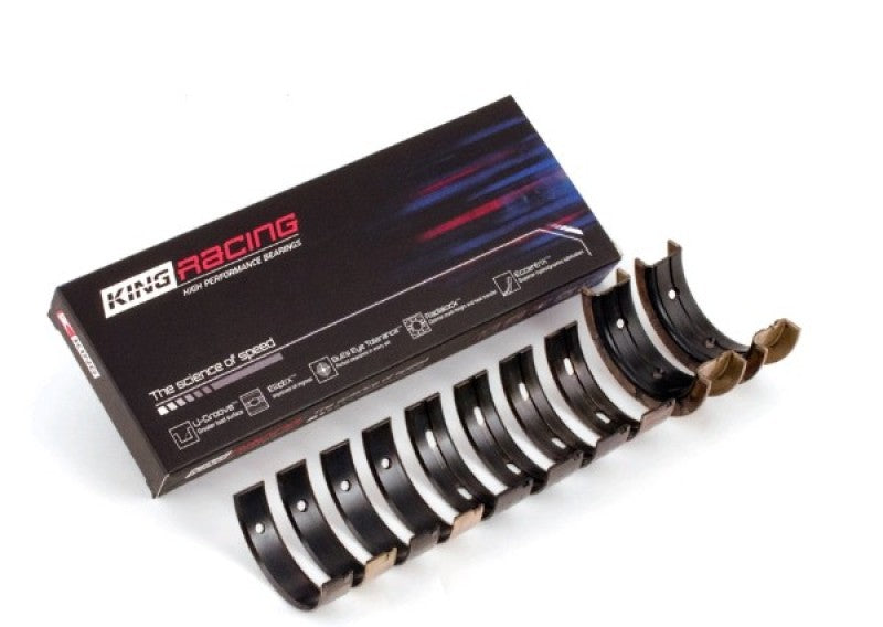 King Subaru EJ20/EJ22/EJ25 Including Turbo (Size .026) pMaxKote Performance Main Bearing Set