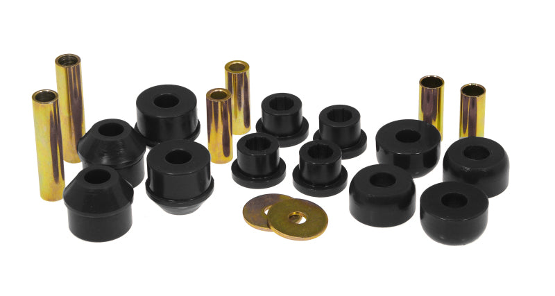 Prothane 91-95 Toyota MR2 Front Control Arm Bushings (w/ Strut Rod Bushings) - Black