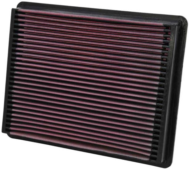 K&N 02-09 Cadillac / 99-09 Chevy/GMC PickUp Drop In Air Filter