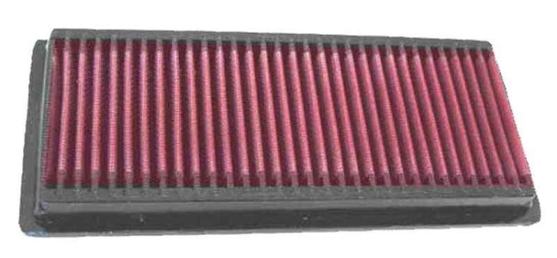 K&N 97-01 Triumph Daytona/Speed Triple/99-01 Sprint RS/ST/99-06 Tiger Replacement Air Filter