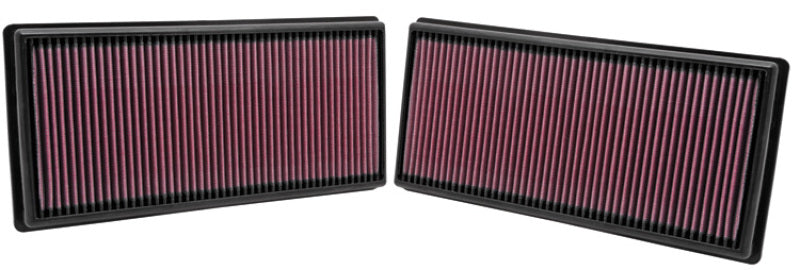 K&N Replacement Air Filter 09-13 Land Rover Range Rover / 10-13 LR4 / 10-13 Discovery