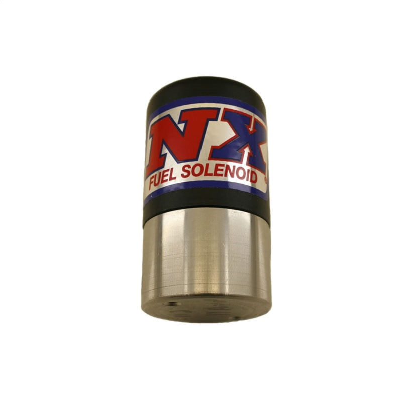 Nitrous Express Stainless Fuel Solenoid for Titan Plate