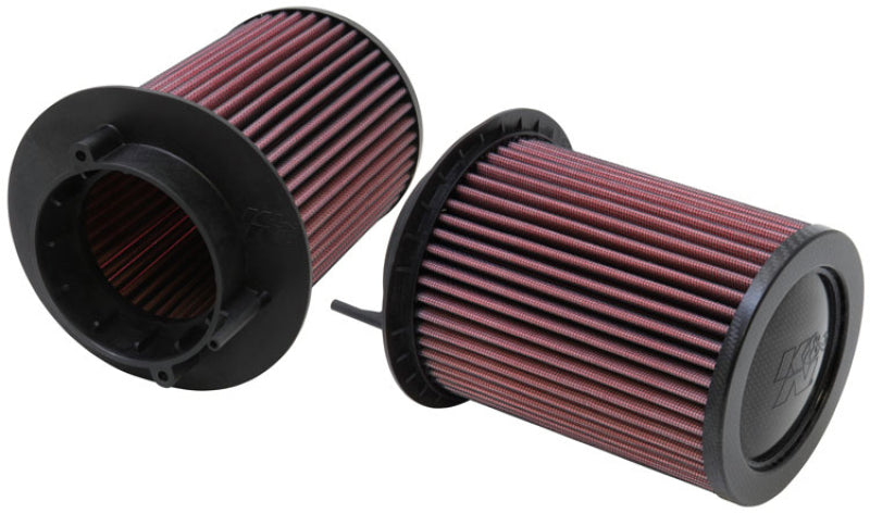 K&N Replacement Air Filter for 08-13 Audi R8 4.2L V8