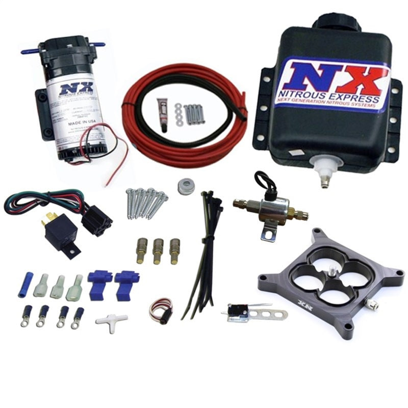 Nitrous Express Water Injection Gas Stage 1 Naturally Aspirated Carbureted