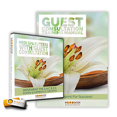 Success With Guest Consultation Manual & Audio