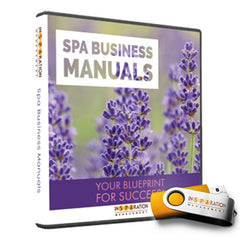 Medi/Spa Business Model Manuals - 9 pc. set