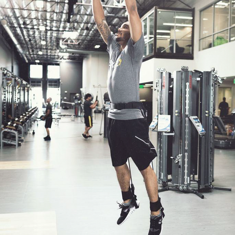 how to increase your vertical jump for basketball at home fast