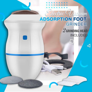 PediGrind™ - Electric Foot File Hard Skin Remover 🦶