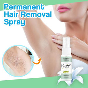 Permanent Hair Removal Spray - ZeCart™