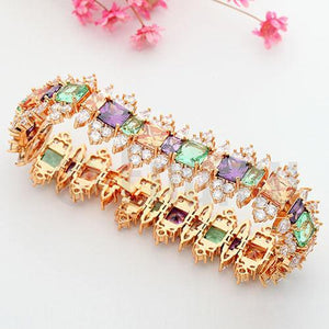 Multi Rare Color Grand Bracelet - Enumu