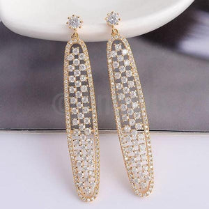 GP Long Dangle Earrings - Enumu