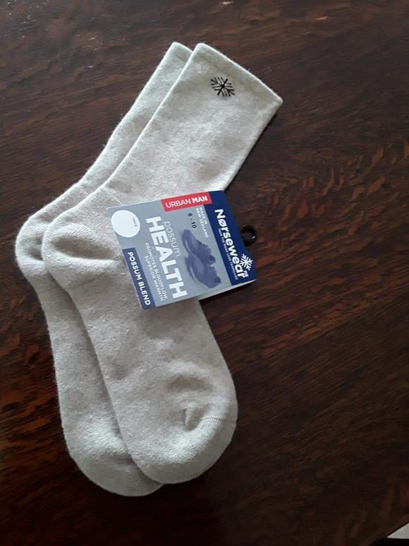 Special warm seamless diabetic socks